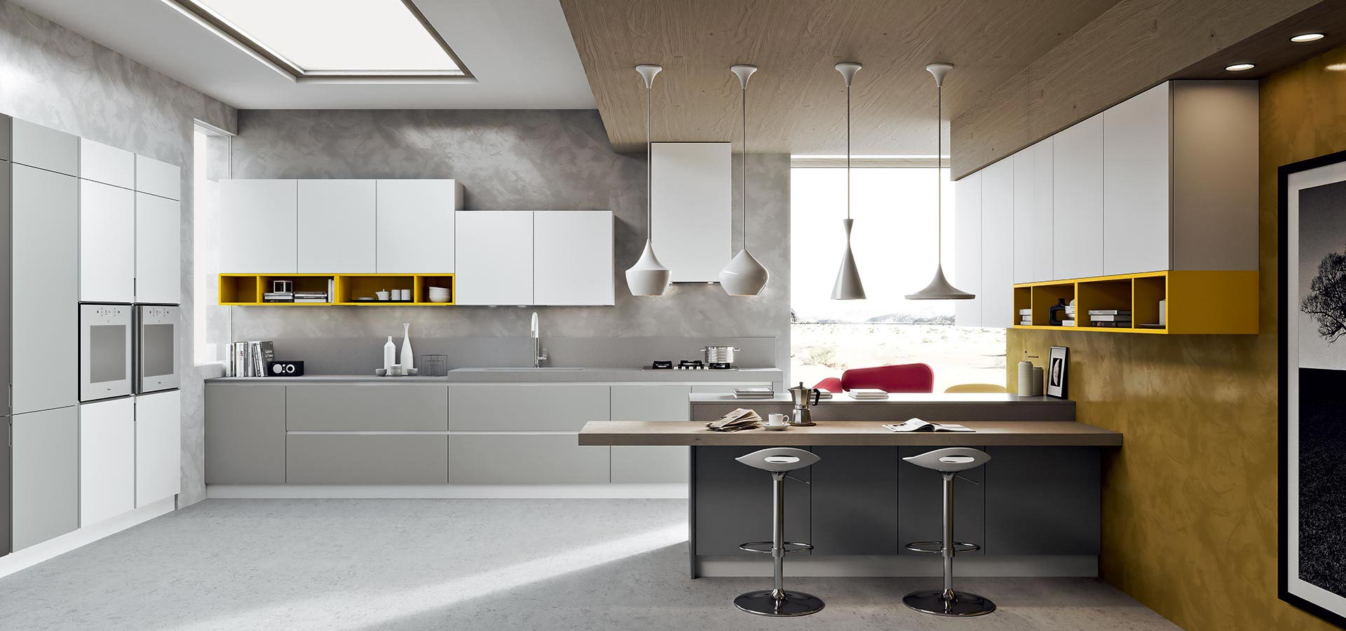 Cucine belle ed economiche: Cloe e Luna, il cheap di design di ...