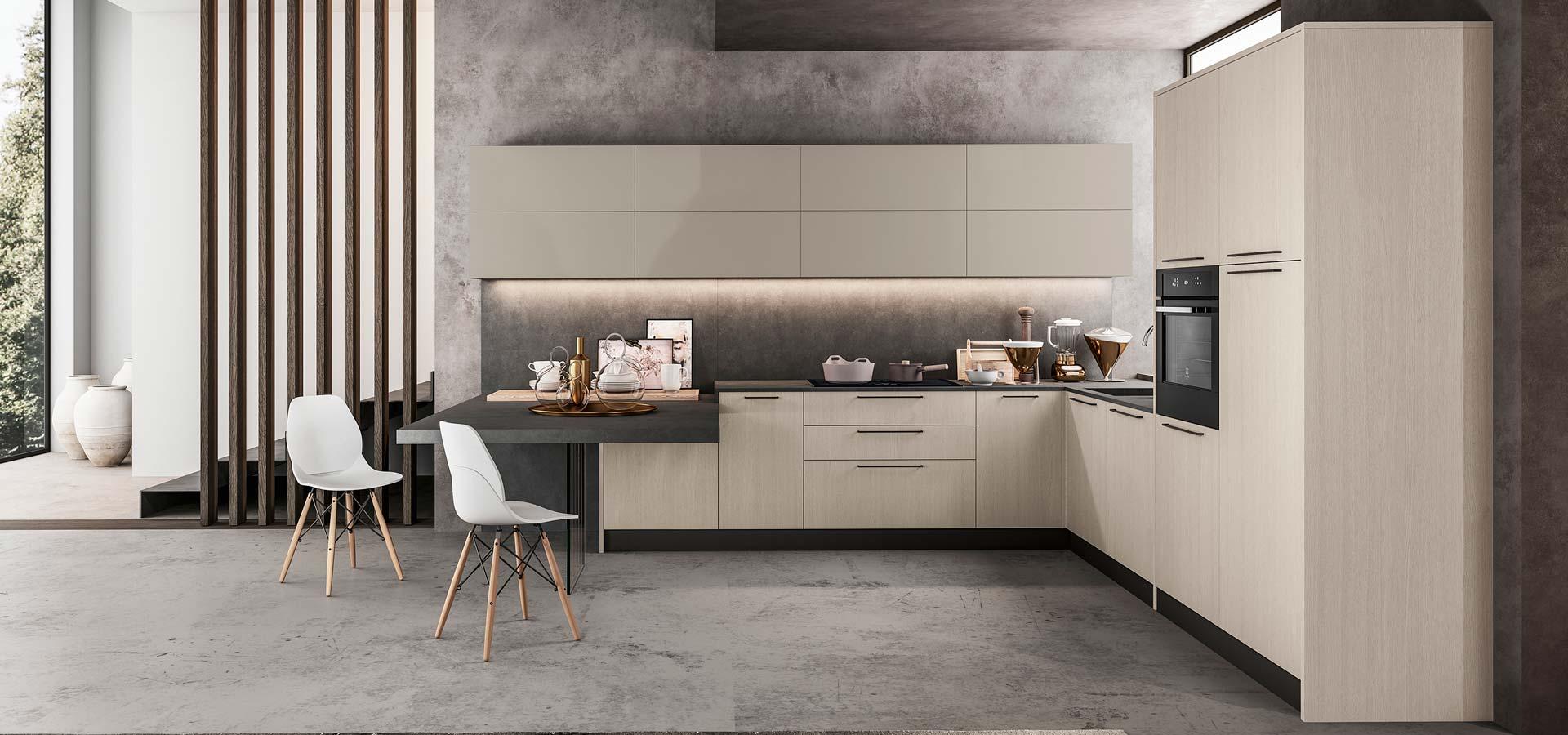 Cucine belle ed economiche cloe e luna il cheap di - Cucine belle moderne ...