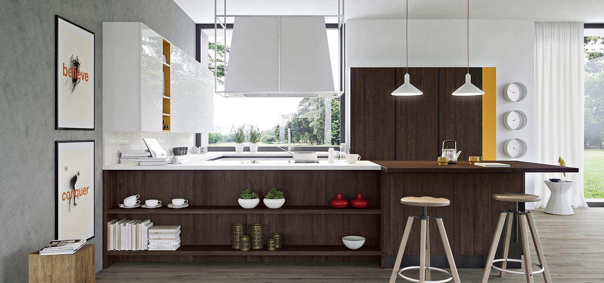 Cucine moderne Arredo3, i 5 modelli da non perdere - Blog - Design ...