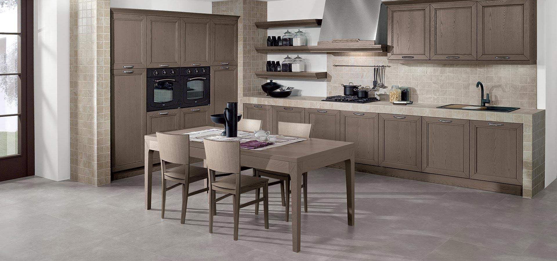 Opera cucine classiche cucine componibili design 360 for Veneto arredo