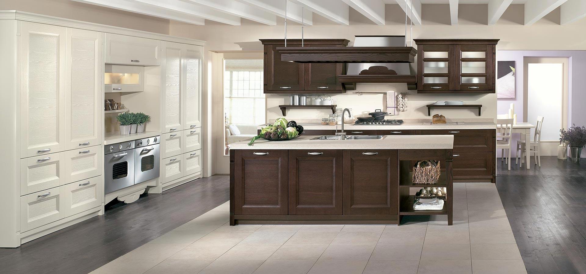 Gioiosa cucine classiche cucine componibili design - Arredo cucina classica ...