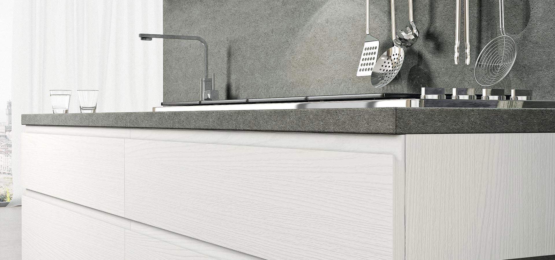 Cucina senza maniglia: belle, pratiche e di tendenza - Blog - Design ...
