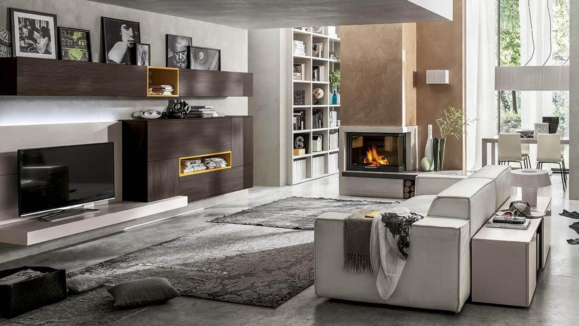 Come arredare il soggiorno per un ambiente davvero for Idee per tinteggiare il salotto
