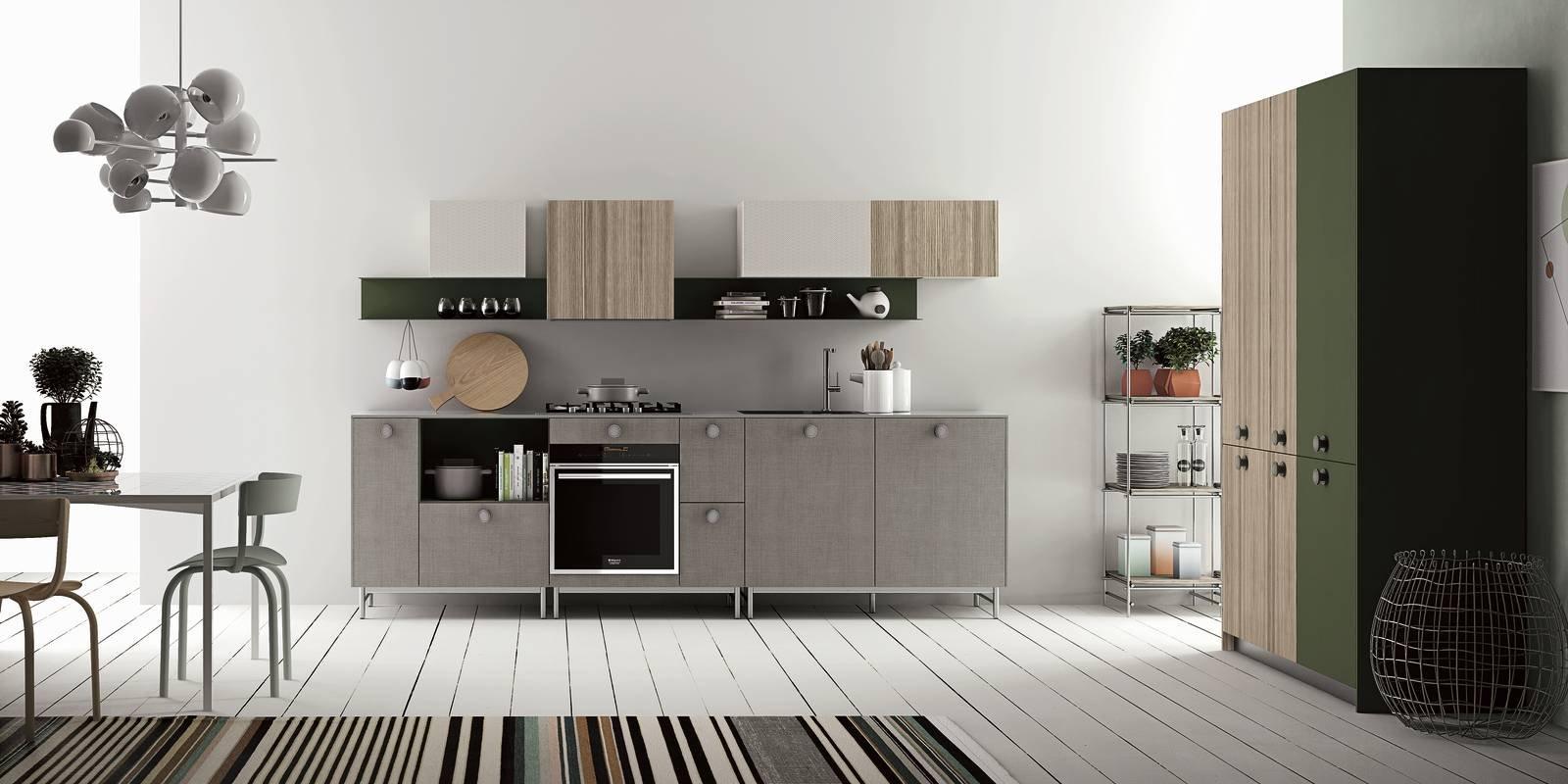 Come allestire una cucina piccola, funzionale e di design - Blog - Design 360 Roma
