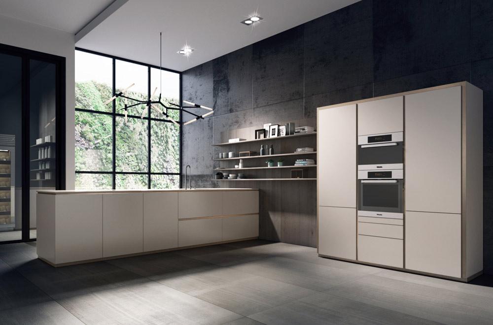 Cucina senza pensili: ottimizzare funzionalità e design si PUO ...