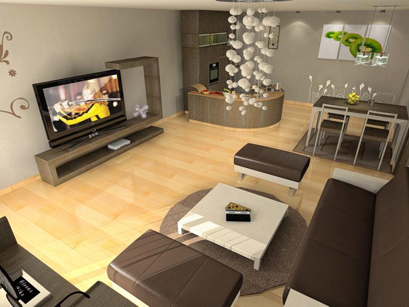Progettazione soggiorni progettazione grafica interni for Progettazione interni software