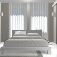 progettazione camera da letto - progettazione grafica interni ... - Progettazione Camera Da Letto