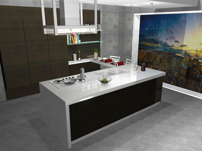 Progettazione cucine progettazione grafica interni - Software cucine 3d ...