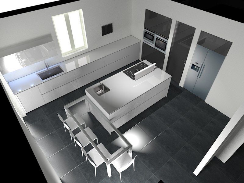 Disegna Cucina 3d. Latest Outlet Cucina Milano With Disegna Cucina ...