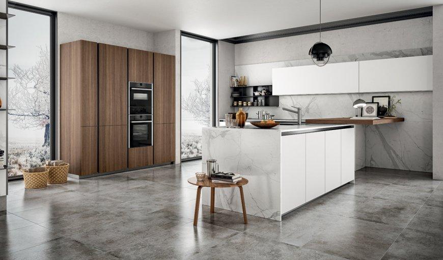 Arredare una cucina con isola: vantaggi, soluzioni e idee ...