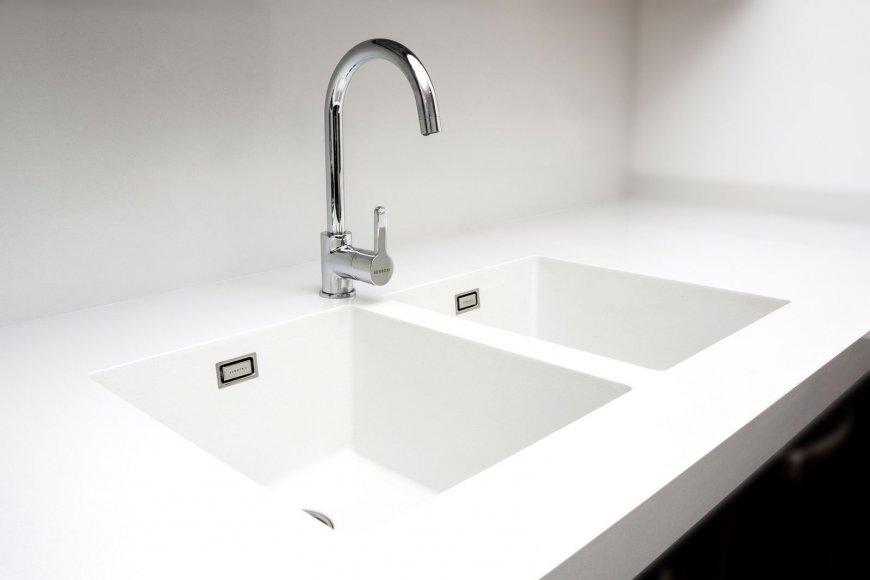 Lavello Integrato Nel Top Tipologie Pro E Contro Di Una Tendenza D Arredo Moderna Blog Design 360 Roma
