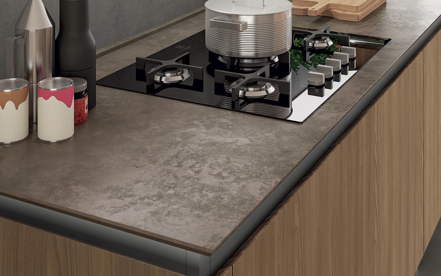Materiale Piano Cucina.Top Per Cucine Quale Materiale Scegliere Blog Design