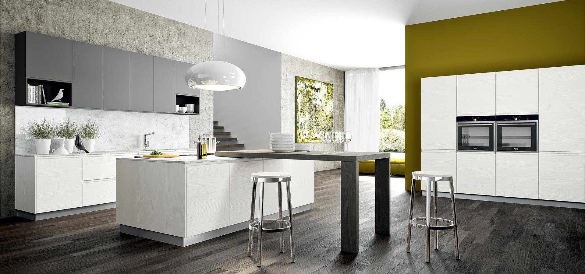 Cucine bicolore: pro e (pochi) contro di una scelta di valore - Blog ...