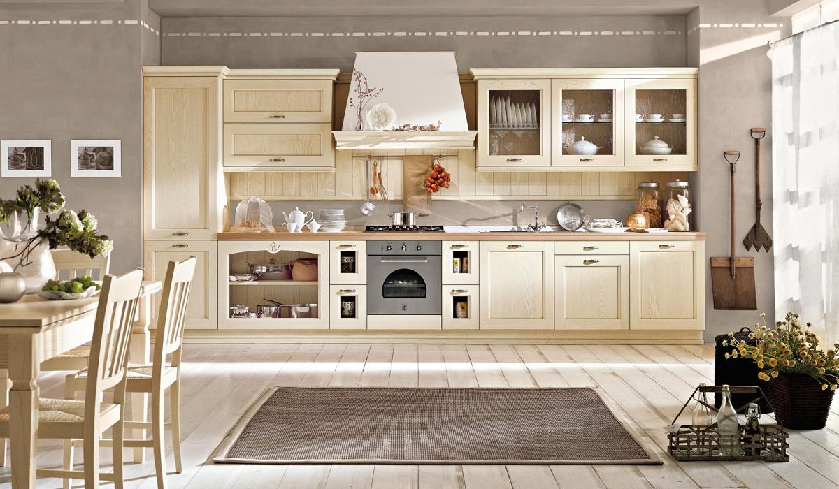 Gli stili in cucina che hanno segnato il 2016 blog - Arredamento cucina classica ...