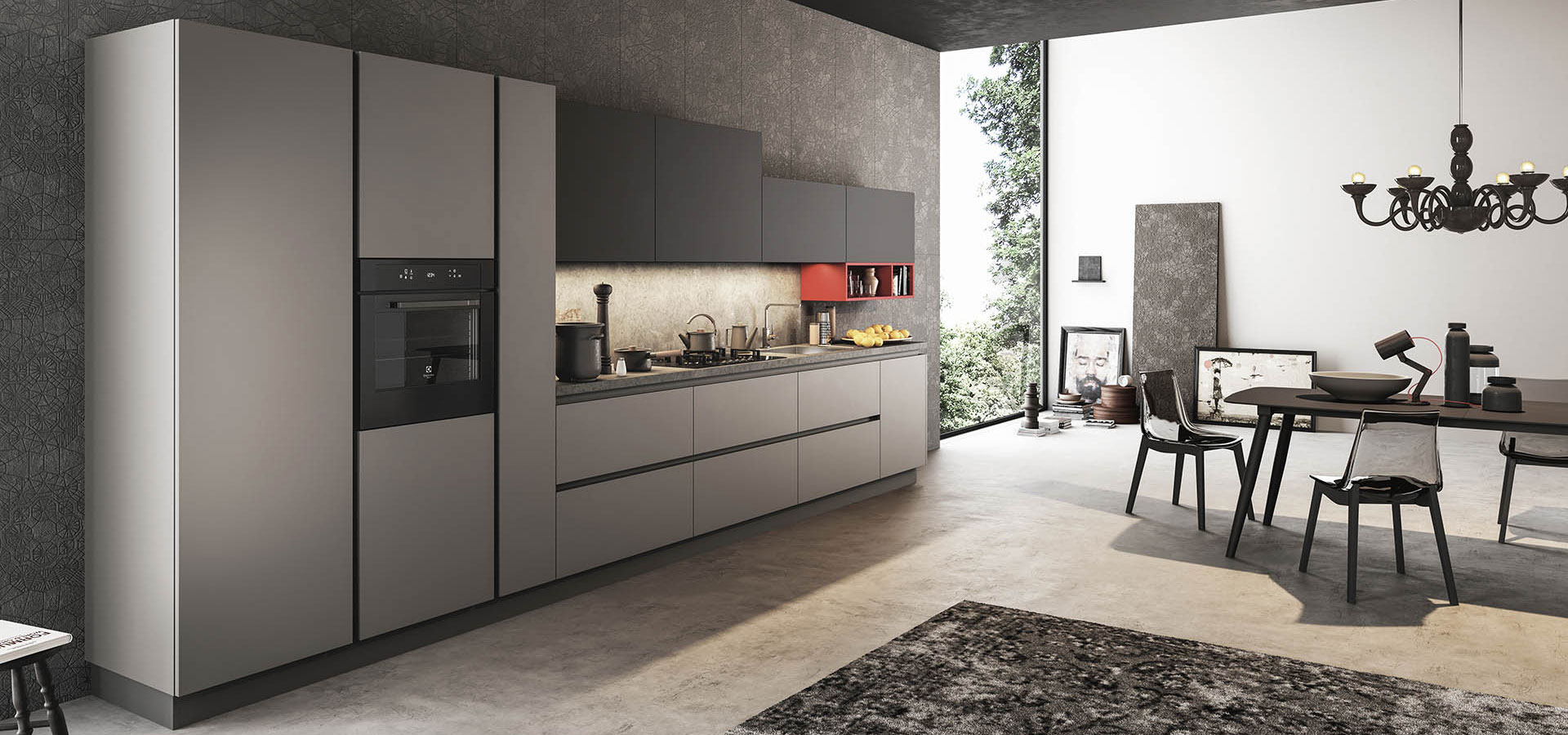 Cucine Outlet Lombardia. Cucina Ernestomeda Carr Outlet With ...