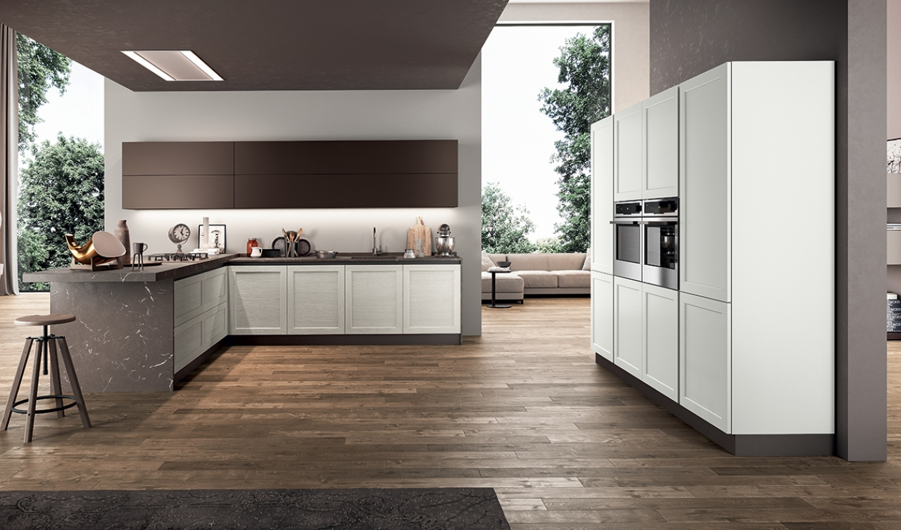 Cucine in p e t la nuova frontiera dell 39 arredo green for Arredo cucina design
