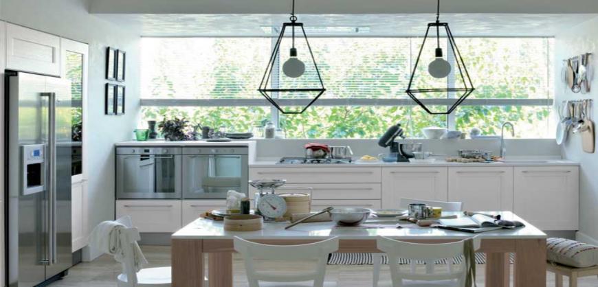 Giunta Cucine Componibili.Cucina Senza Pensili Ottimizzare Funzionalita E Design Si