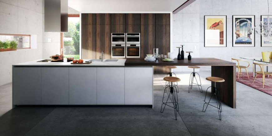 Progettazione della cucina, come ottimizzare e distribuire AL MEGLIO ...