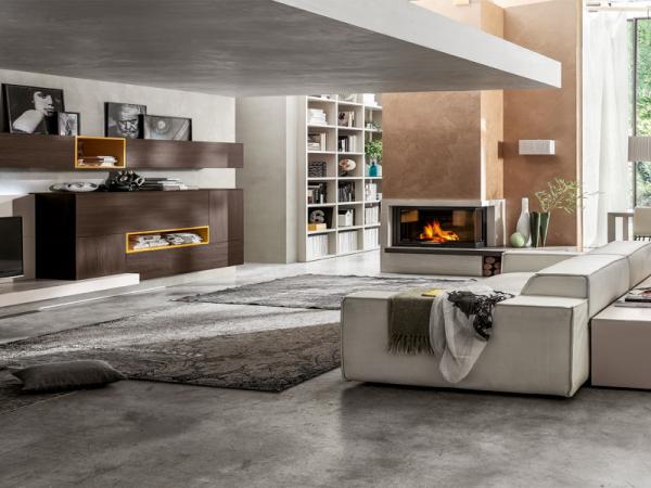 Come arredare il soggiorno moderno spunti e idee per un for Ambiente soggiorno moderno