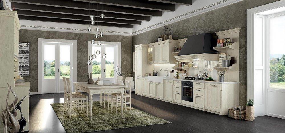 Virginia - Cucine Classiche - Cucine Componibili - Design 360 Roma