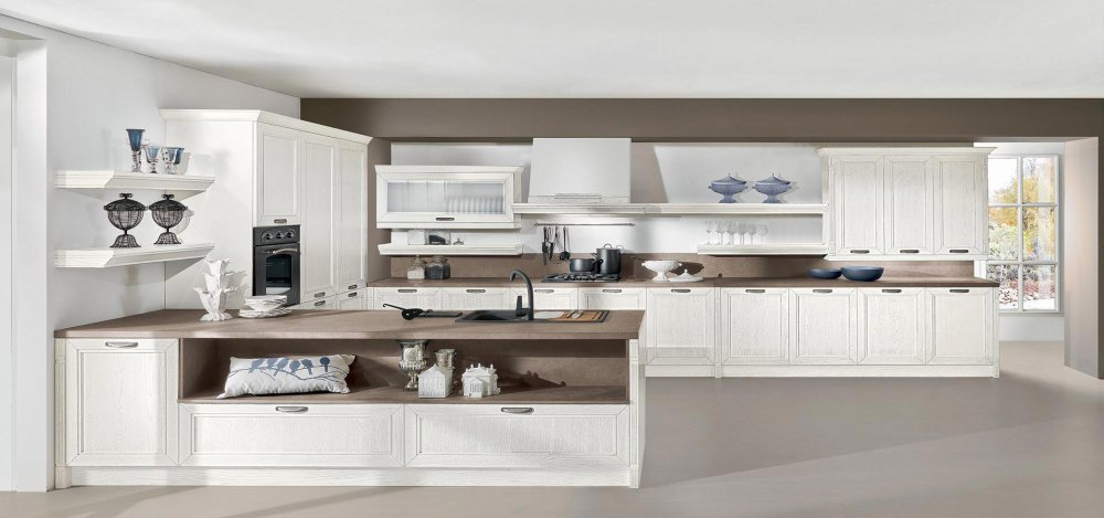 Opera - Cucine Classiche - Cucine Componibili - Design 360 Roma