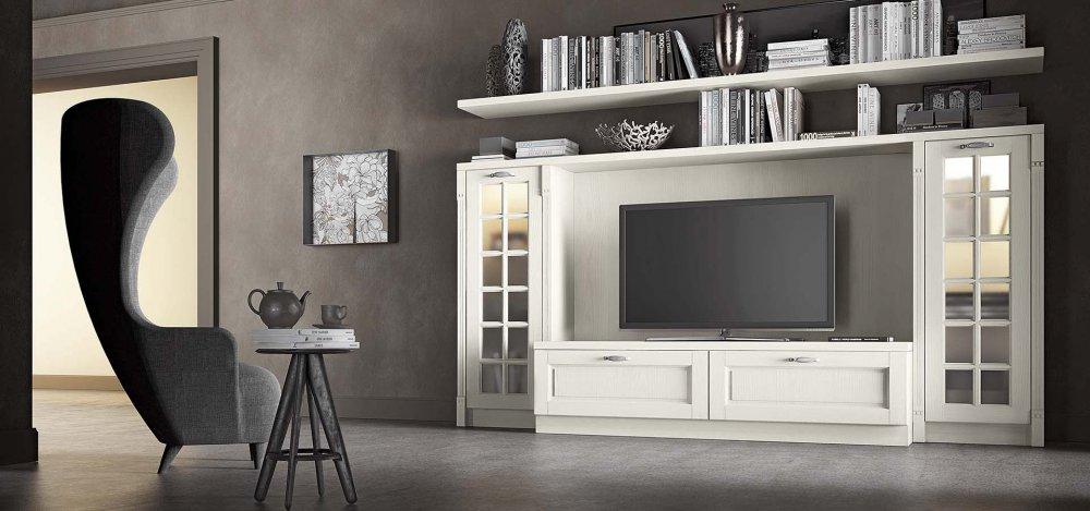Virginia - Soggiorni Classici - Soggiorni - Design 360 Roma
