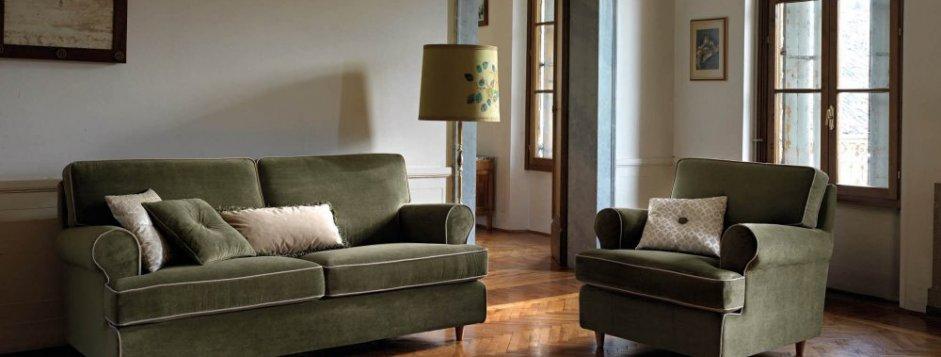 Atena - Divani Classici - Divani - Design 360 Roma