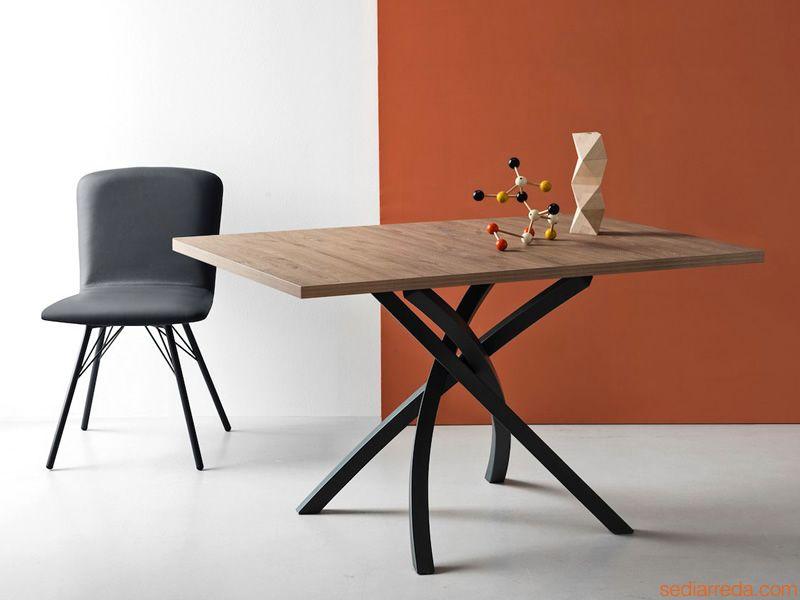 Twister tavoli fissi tavoli e sedie design 360 roma for Tavoli e sedie design offerte