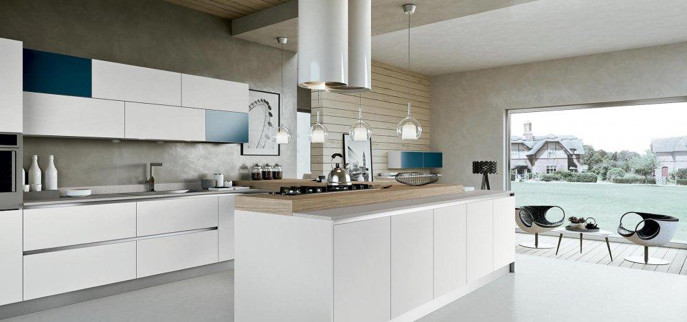 Siria - Cucine Moderne - Cucine Componibili - Design 360 Roma