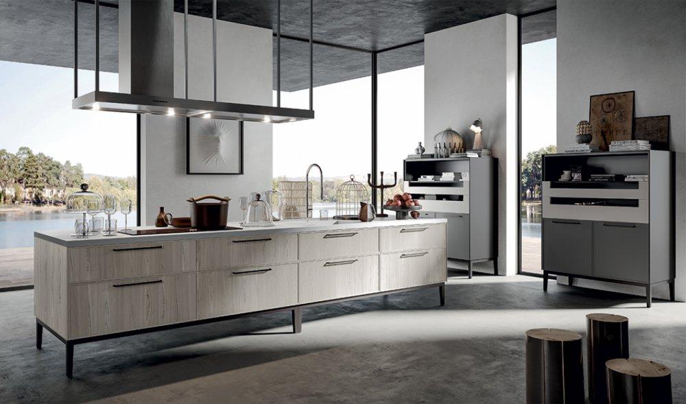 Aria - Cucine Moderne - Cucine Componibili - Design 360 Roma