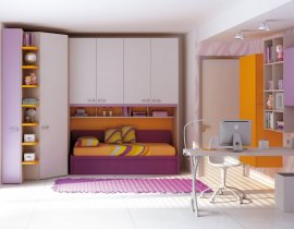 Camerette Kids collection - Ponti