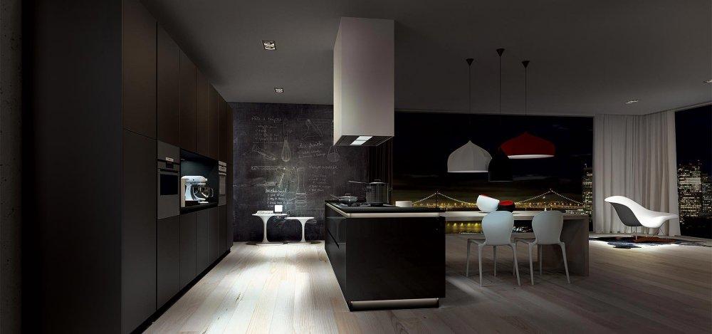 Glass - Cucine componibili moderne - Cucine - Design 360 Roma