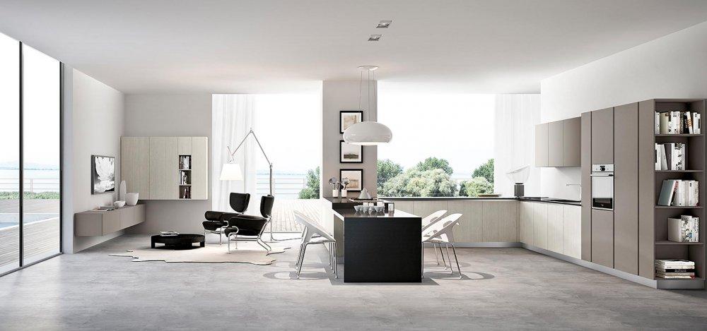 Linea-Plana - Cucine Moderne - Cucine Componibili - Design 360 Roma
