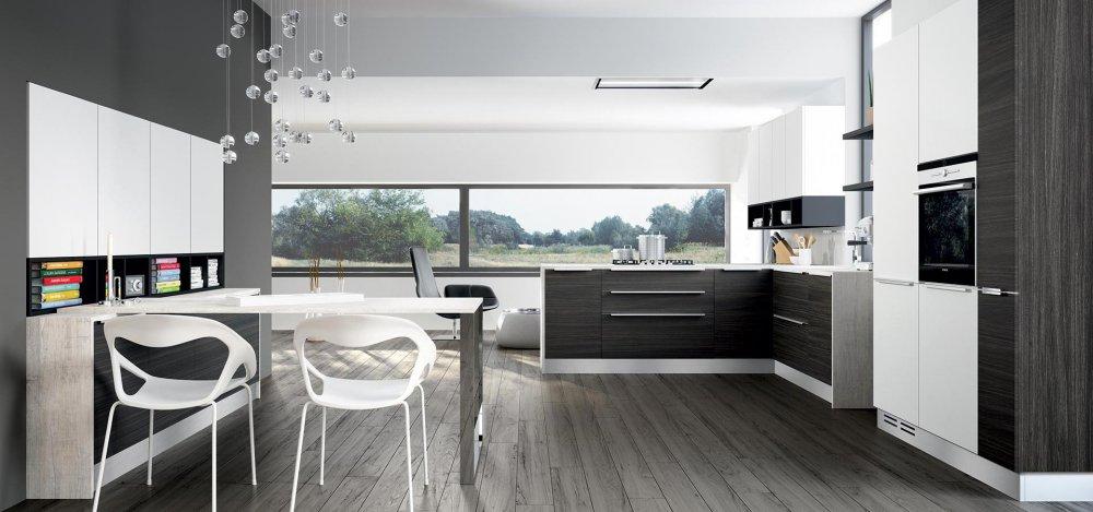 Moon Diva Duna - Cucine Moderne - Cucine Componibili - Design 360 Roma