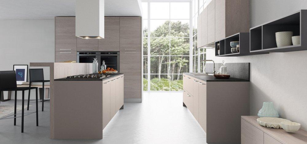 Cloe - Cucine Moderne - Cucine Componibili - Design 360 Roma