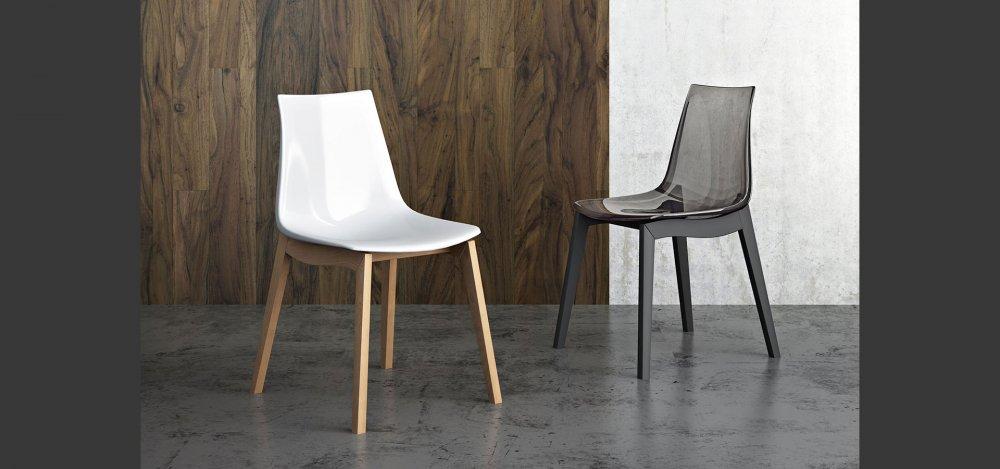 Tavolo Legno E Sedie Trasparenti.Arielle Wood Sedie Tavoli E Sedie Cucine Componibili Design