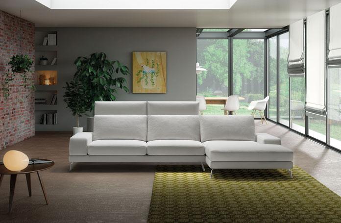 Upper tidy divani moderni divani samoa soggiorni for Soggiorni moderni lissone