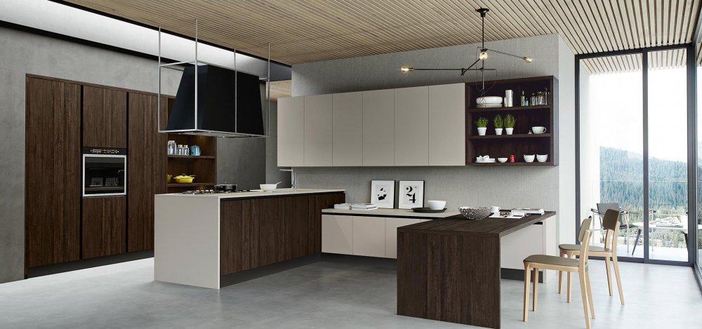 Kalì - Cucine Moderne - Cucine Componibili - Design 360 Roma