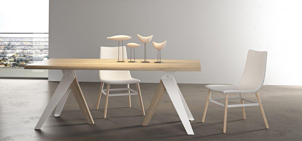 Kiev legno tavoli tavoli e sedie cucine componibili for Sedie design legno naturale