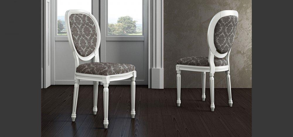 Luigi xv sedie tavoli e sedie cucine componibili for Sedie design roma