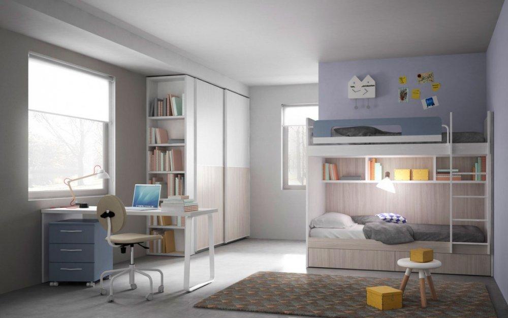Salvaspazio camerette salvaspazio camerette design - Camere per bambini design ...