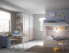 Camerette Salvaspazio - Camerette - Mistral - Design 360 Roma