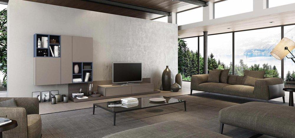 Soggiorni Moderni - Soggiorni - Arredo3 - Design 360 Roma