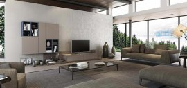 Soggiorni Moderni - Soggiorni - Design 360 Roma