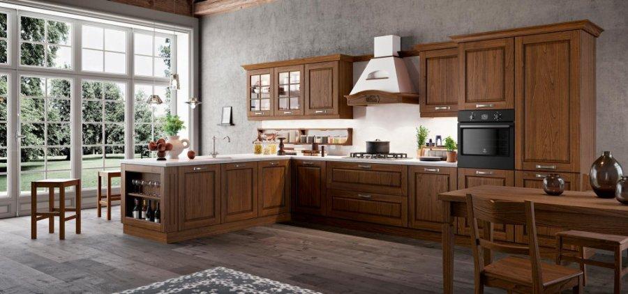 Asolo cucine classiche cucine componibili design 360 for Meka arredamenti cucine