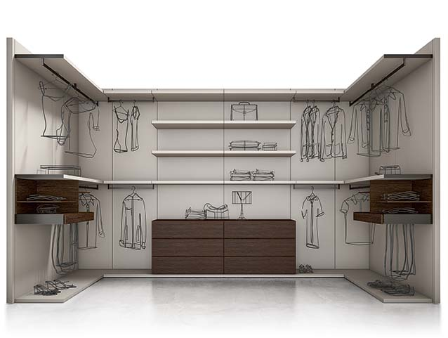 Cabina Armadio Economica Roma : Cabine armadio cabine armadio zona notte design roma